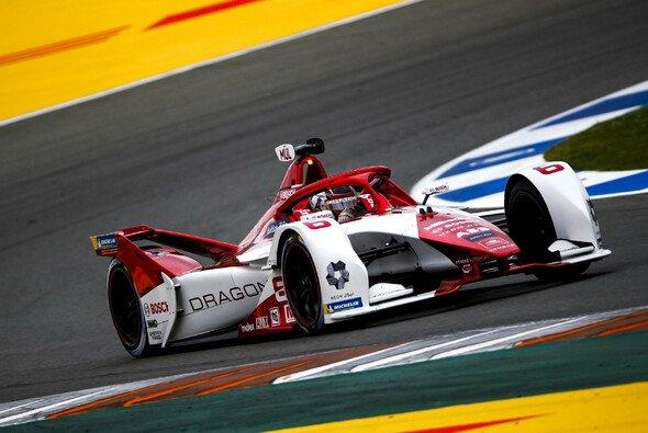 Joel Eriksson gibt in Puebla sein Renndebüt in der Formel E - Foto: LAT Images