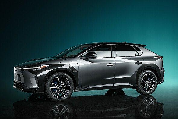 Der Toyota bZ4X wird 2022 an den Start gehen - Foto: Toyota