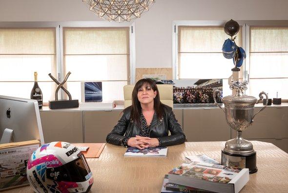 Nadia Padovani übernimmt die Geschäfte von Faust Gresini - Foto: Gresini Racing