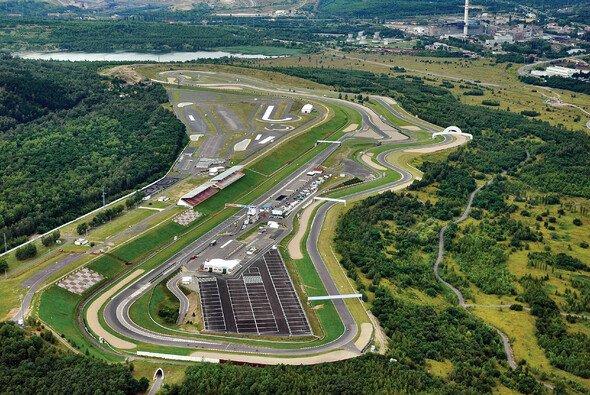 Das Autodrom Most besteht in der aktuellen Form seit 1983 - Foto: WSBK
