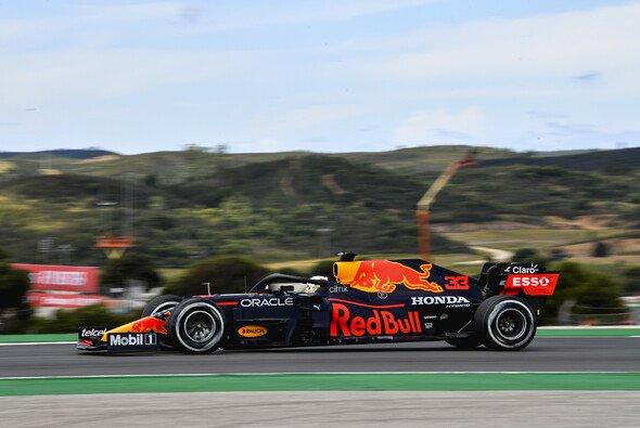 Max Verstappen wurde in Portugal wieder Opfer von Track Limits - Foto: LAT Images