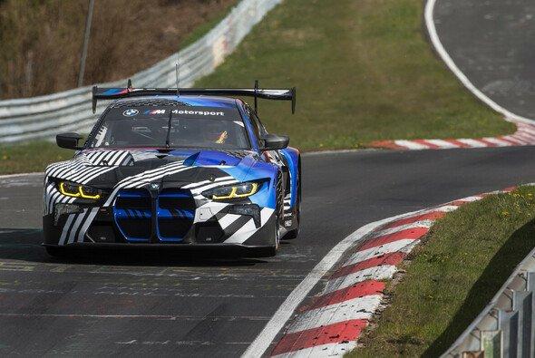 Der BMW M4 GT3 löst ab 2022 offiziell den BMW M6 GT3 ab - Foto: BMW