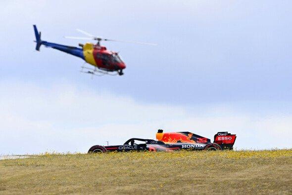 Max Verstappen konnte im 3. Freien Training zum Portugal GP 2021 zurückschlagen - Foto: LAT Images