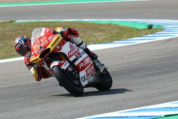 Fabio Di Giannantonio fuhr in Jerez ein überragendes Rennen - Foto: LAT Images