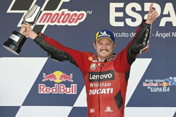 Trotz Corona: Jack Miller will nach seinem zweiten MotoGP-Sieg Party machen. - Foto: LAT Images