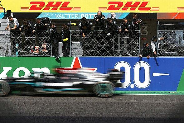 Lewis Hamilton hat den Portugal GP gewonnen - Foto: LAT Images