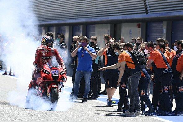 Jack Miller gewann sein erstes Rennen für Ducati - Foto: LAT Images