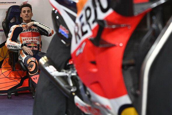Pol Espargaro zeigte sich Jerez frustriert - Foto: LAT Images