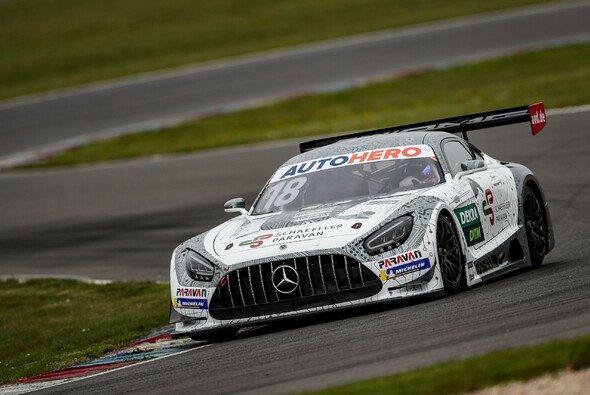 Das Team Mücke Motorsport kehrt mit diesem Mercedes-AMG GT3 in die DTM zurück - Foto: DTM