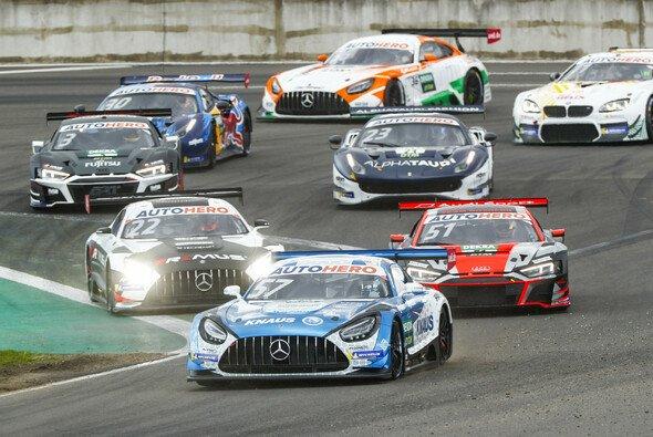 Beim Vorsaisontest hatten die Teams nicht die Möglichkeit, sich mit Turn 1 vertraut zu machen - Foto: DTM