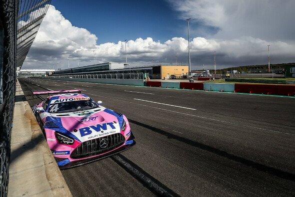 Kein DTM-Fahrer war am Lausitzring schneller als Maxi Götz - Foto: DTM