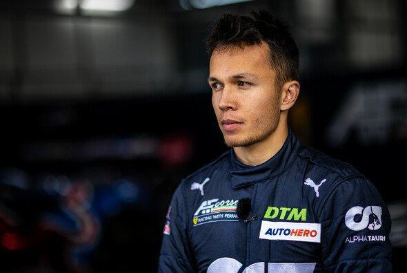 Red Bull will Alexander Albon zum Formel-1-Comeback 2022 verhelfen - Foto: DTM