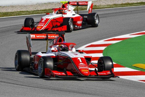 Arthur Leclerc gewann sein erstes Rennen in der Formel 3 - Foto: LAT Images