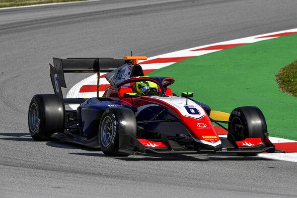 David Schumacher verpasste seine erste Punkteplatzierung in der Formel 3 - Foto: LAT Images