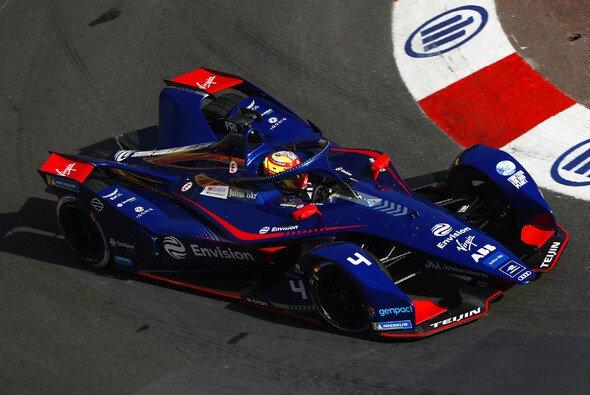 Aktuell führt Robin Frijns die Gesamtwertung der Formel E an - Foto: LAT Images