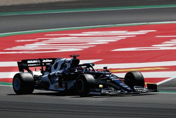 Yuki Tsunoda verzweifelte im Formel-1-Qualifying in Spanien am AlphaTauri - Foto: LAT Images