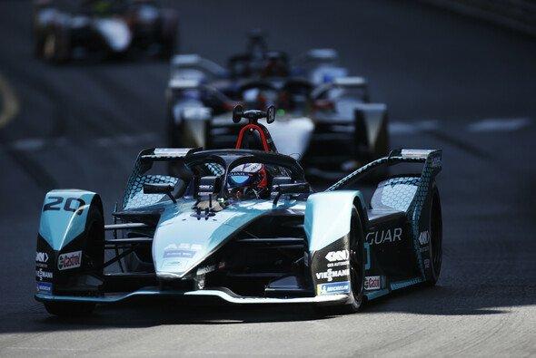 Mitch Evans wurde Dritter beim Monaco ePrix - Foto: LAT Images