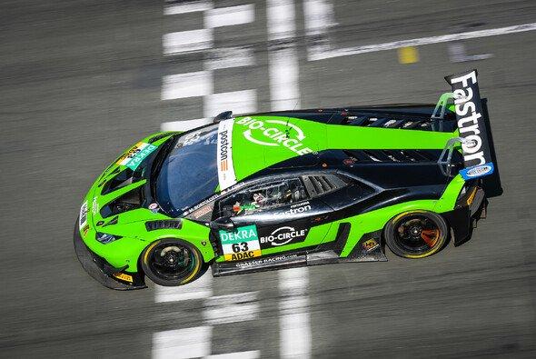 Das GRT Grasser Racing Team setzt im ADAC GT Masters erstmals auf vier Lamborghini Huracán GT3 EVO - Foto: Axel Weichert