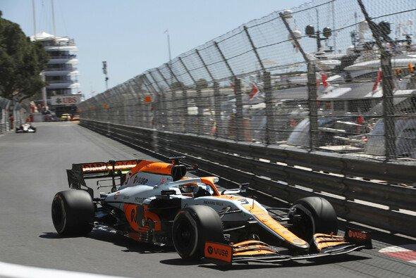 Daniel Ricciardo kam in Monaco nicht auf Pace - Foto: LAT Images