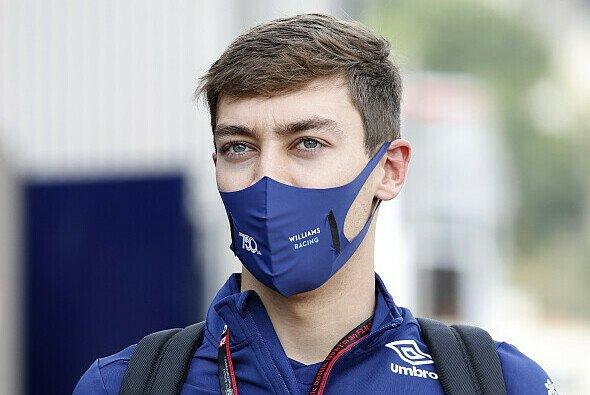 George Russell ist die heißeste Aktie auf dem Formel-1-Fahrermarkt - Foto: LAT Images