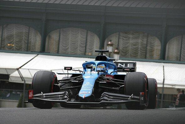 Fernando Alonso kam im Qualifying nicht über Position 17 hinaus - Foto: LAT Images