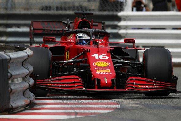 Ferrari-Pilot Charles Leclerc ist beim Formel-1-Rennen in Monaco der Favorit - Foto: LAT Images