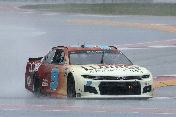 Chase Elliott gewinnt das 14. Rennen der Regular Season in Austin auf dem Circuit of The Americas - Foto: LAT Images