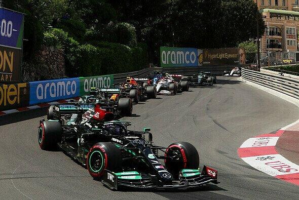 Lewis Hamilton kämpfte in Monaco in ungewohnten Gefilden - Foto: LAT Images