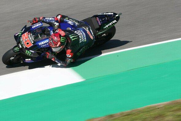 Fabio Quartararo setzte sich im Qualifying durch - Foto: LAT Images