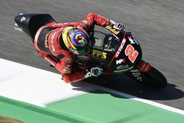 Gabriel Rodrigo startet in Barcelona von Platz 1. - Foto: LAT Images