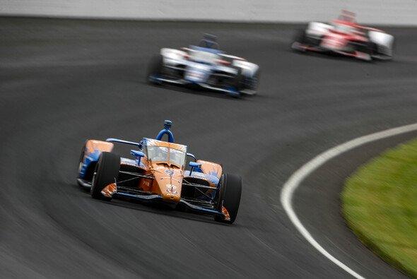 Scott Dixon konnte sich für das Indy 500 die Pole Position sichern - Foto: LAT Images