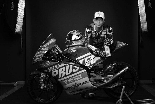 Jason Dupasquier (7. September 2001 - 30. Mai 2021) - Foto: Prüstel GP