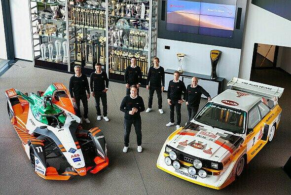 Audi Sport mit Star-Aufgebot zur Rallye Dakar 2022 - Foto: Audi Communications Motorsport