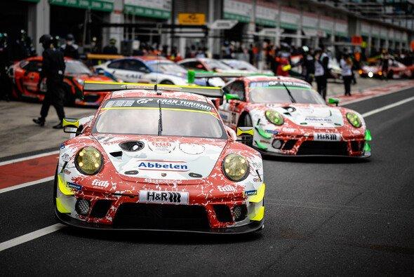 Frikadelli Racing bei den diesjährigen 24 Stunden vom Nürburgring - Foto: Gruppe C GmbH