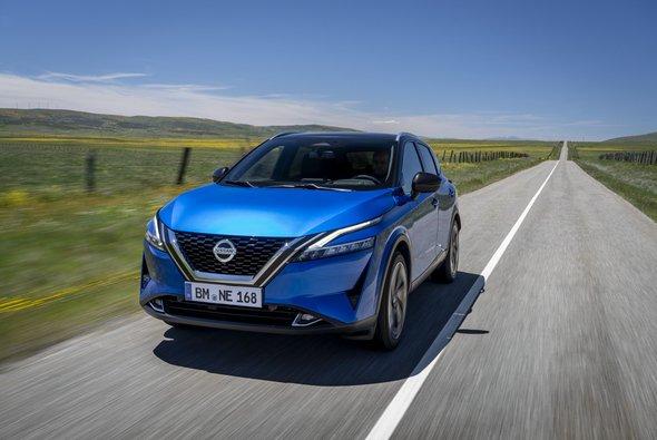 Nissan legt sein Erfolgsmodell Qashqai speziell für den europäischen Markt neu auf - Foto: Nissan