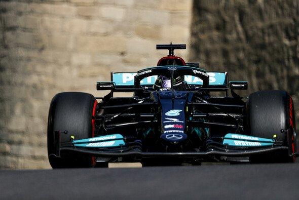 Lewis Hamilton konnte das Blatt in Baku zu seinem Gunsten wenden - Foto: LAT Images