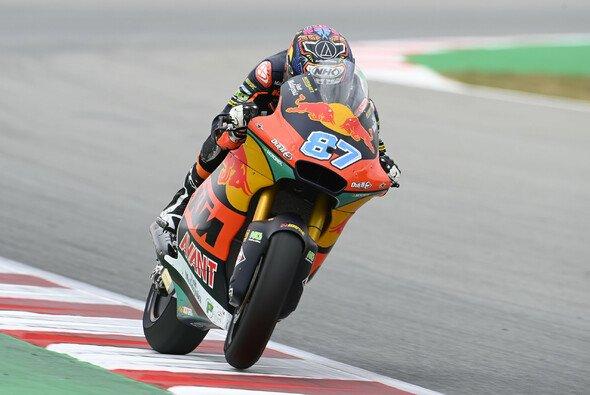Remy Gardner startet in Barcelona von Platz 1. - Foto: LAT Images