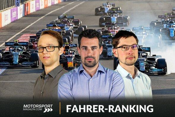 Der Aserbaidschan-GP nahm in den letzten Runden erst so richtig Fahrt auf - Foto: LAT Images/Motorsport-Magazin.com