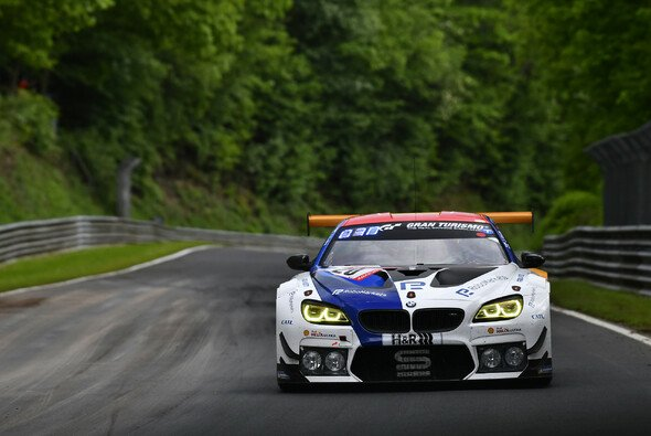 Schubert Motorsport glänzt mit BMW M6 GT3 im 24h-Rennen auf dem Nürburgring - Foto: Frozenspeed