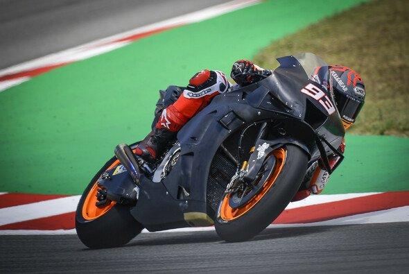 Marc Marquez auf dem 2022er-Prototyp? - Foto: MotoGP.com