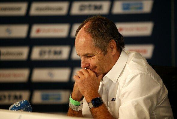 Gerhard Berger führt die DTM 2021 als Serienverantwortlicher an - Foto: LAT Images
