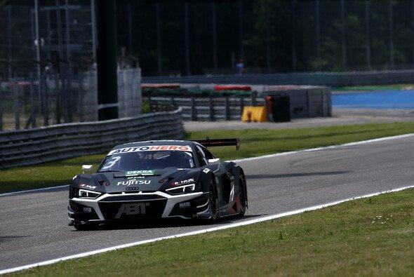 25. Geburtstag, 1. DTM-Pole: Kelvin van der Linde beim DTM-Auftakt in Monza - Foto: LAT Images