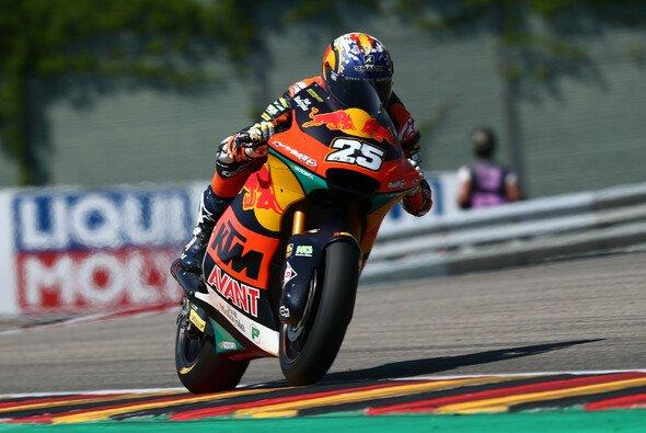 Rookie Raul Fernandez startet am Sachsenring von ganz vorne. - Foto: LAT Images
