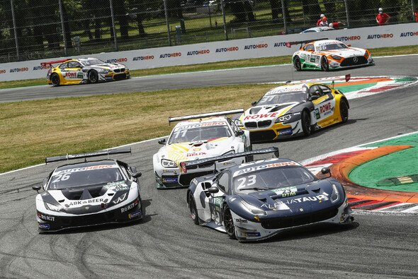 TV-Übersicht: DTM-Rennen in Monza im Fernsehen oder Livestream - Foto: DTM