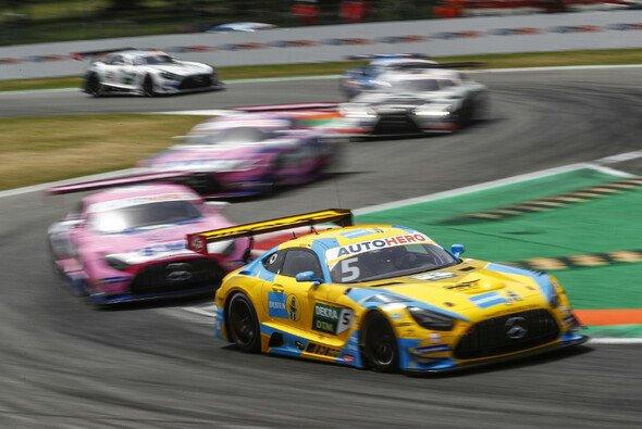 Vincent Abril wurde in beiden Monza-Rennen aus der Wertung genommen - Foto: DTM