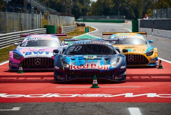 Liam Lawson beschert Ferrari und AF Corse ersten DTM-Sieg - Foto: Red Bull Content Pool