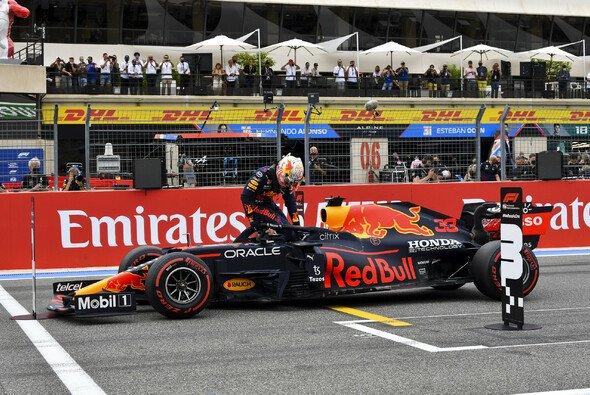 Heute dominierte Max Verstappen das Qualifying in Frankreich - Foto: LAT Images