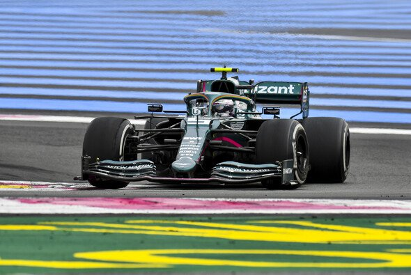 Sebastian Vettel fuhr mit 37 Runden den mit Abstand längsten Stint des Frankreich-GP - Foto: LAT Images