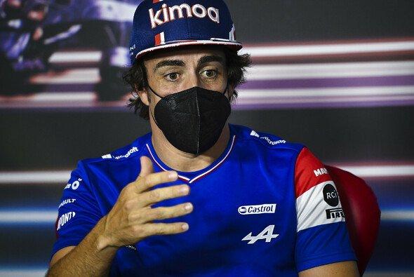 Alonso geht in Ungarn mit einem klaren Ziel in das Rennen - Foto: LAT Images