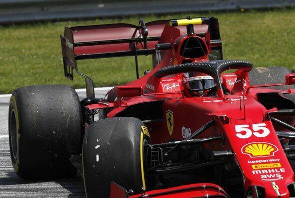 Problemstelle Vorderachse: Ferrari vor Großbritannien-GP in Sorge. - Foto: LAT Images